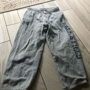 old navy boys large track and field sweat pants